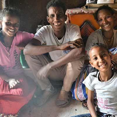 Sponsor Birhane's Family