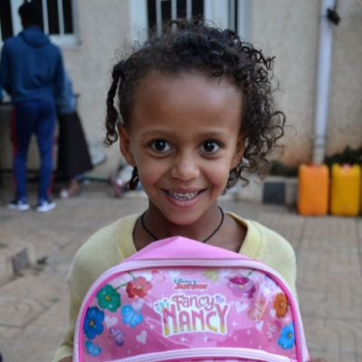 Sponsor Hadessa's Education