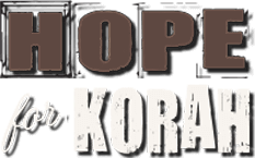 Hope For Korah Footer Logo