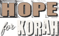 Hope For Korah Header Logo